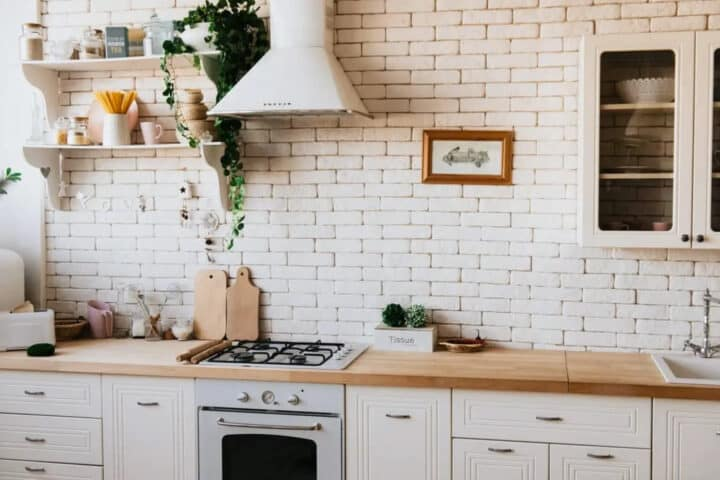 A beautiful kitchen